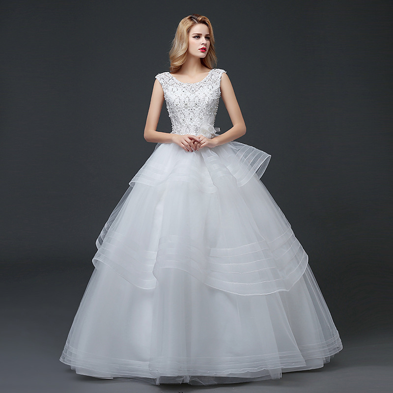 Vestido Cocktail Real Half A-line The New Dress 2020 Shoulders V-neck Lace Neat, Bind Bride Wedding Dress, Cultivate Morality