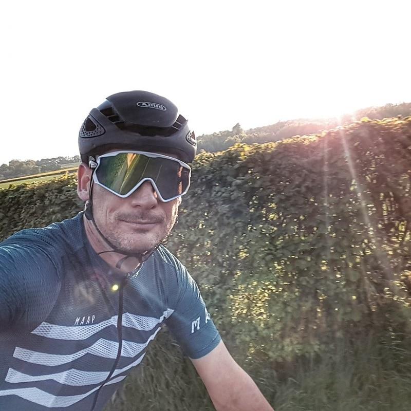 2019 Cycling Glasses Mountain Bicycle Road Bike Sport Sunglasses Mens Cycling Eyewear Gafas Ciclismo Oculos Carretera Occhiali