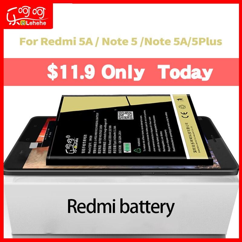 BN34 BN45 BN31 BN44 батарея для Redmi 5A Redmi 5 plus redmi note 5 5A высокое качество нулевой цикл со свободными инструментами для демонтажа