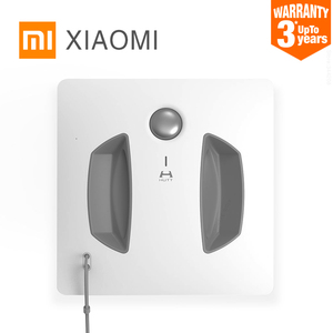 New XIAOMI MIJIA HUTT W55 Window Cleaner Robot for home Auto Fast Smart Planned Electric Window Cleaning Washer Vacuum Cleaner(China)