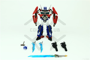 Image 2 - COMIC CLUB IN STOCK APC Toys TFP Transformation OP Action Figure robot