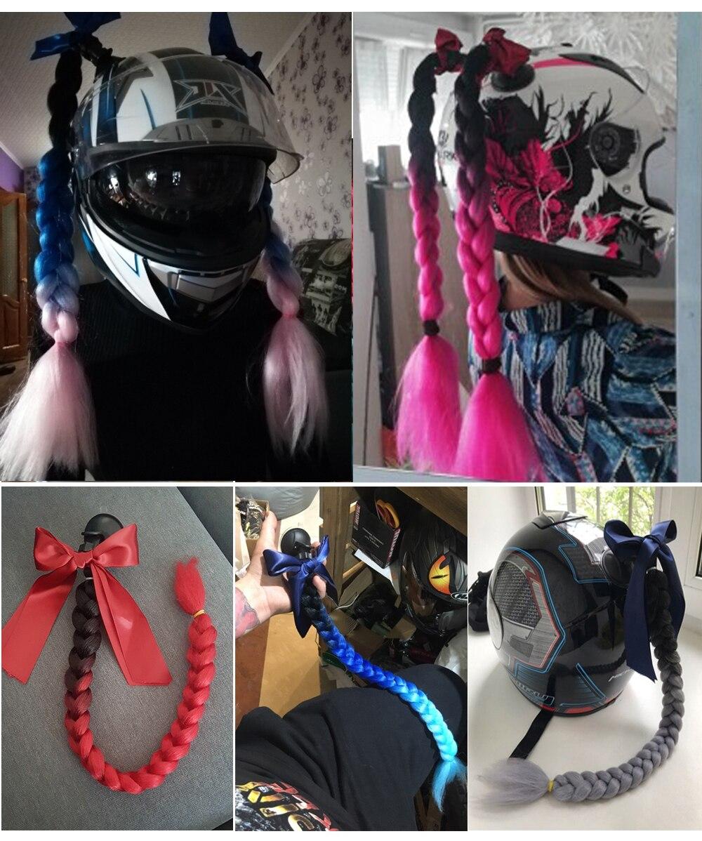 Helmet Braid