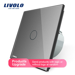 Livolo luxury Wall Touch Sensor Switch 5