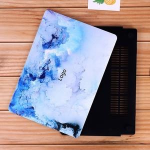 Image 3 - Nueva funda de mármol con impresión 3D para MacBook, funda para ordenador portátil para MacBook Air Pro Retina 11 12 13 15 13,3 15,4 pulgadas Torba