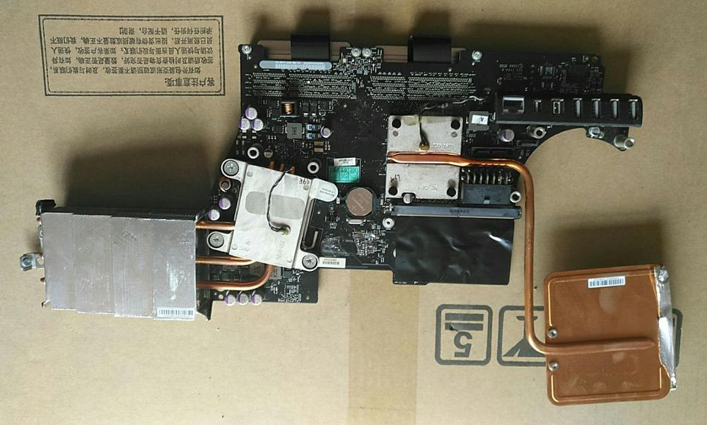 631-1044 661-5305 631-1068 Fit For IMac A1311 820-2494-A 2009 Logic Board System Board Motherboard Fully Tested