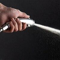 Новый 3 режима с функцией экономии воды под высоким давлением фильтры для душа регулируемая насадка для домашнего использования