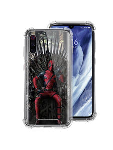 Marvel Deadpool Case For Xiaomi Redmi Note 8T 9S 8 7 9 Pro K30 Zoom 7A 6 10X 5G Airbag