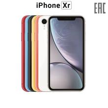 """Смартфон Apple iPhone Xr 64 ГБ [, официальная гарантия, """"ростест"""", быстрая от 1 дня]"""