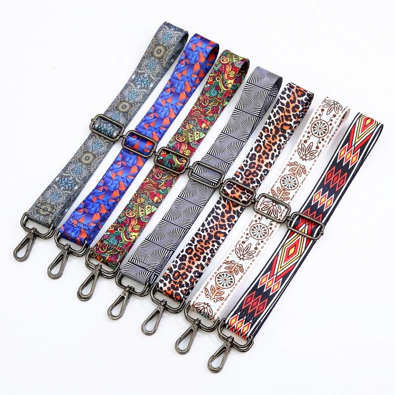 Clearance SaleBag-Strap Handbag-Accessories O-Bag Handle Messenger Rainbow Diy-Shoulder Cross-Body