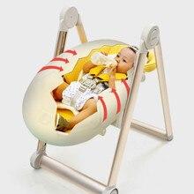 Многофункциональный роскошный портативный стол для детского автокресла обеденный стол Регулируемый складной детский стульчик для кормления детей Technolo
