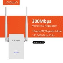 Joowin jw wr302sv2 300 Мбит/с 2x5dbi wi fi антенна Беспроводной