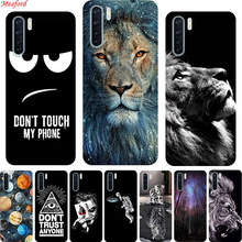 Cool Case For OPPO F15 A91 Case Animal Cute Cat Silicone Back Cover For OPPO A 91 Case Flowers TPU Phone Case For OPPO A91 Capas