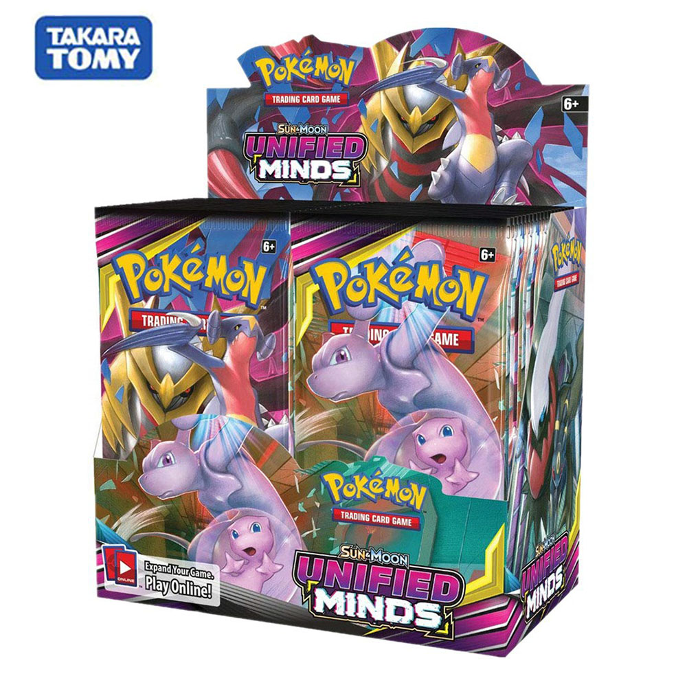 324Pcs Pokemon Cards English Game Collect Card Evolutions Booster Box Sealed Battle Trading Cards Toys Child Gift