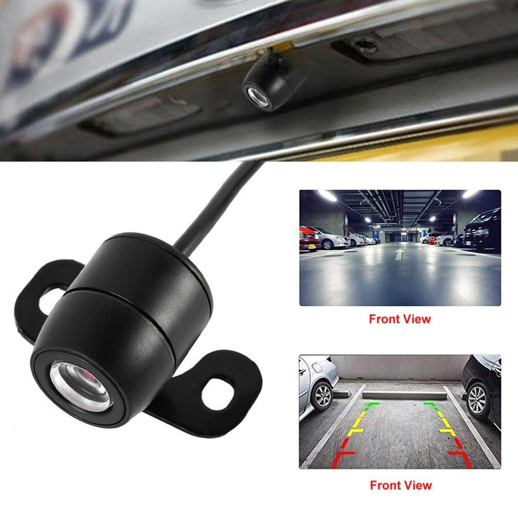 cheapest New 170 Degree Hd Camera Cmos Car Rear   Front   Side View Reversing Camera Waterproof Car Rear Hd Back Pull Camera