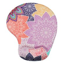colorful mouse pad with mouse pad wrist support For Gaming PC Laptop Mac mouse rest pad цена и фото