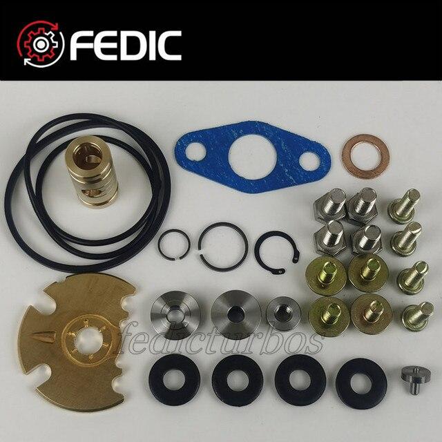 Turbolader reparatur kit GT1749V 454231 5010S Turbo kits für Audi A4 A6 Skoda Superb I VW Passat B5 1,9 TDI 74Kw 85Kw ATJ AJM AVB