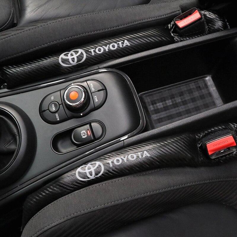 Аксессуары для Toyota camry chr corolla rav4 yaris prius, подушка для автомобильного сиденья, герметичный протектор, чехол для автомобильного сиденья