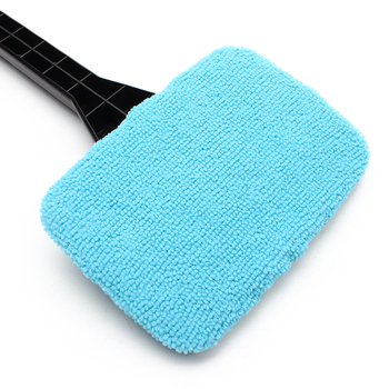 1Pc Car windshield brush Dust removal Cleaning Tool For Fiat VW Polo Golf MK4 4 MK7 Touran T5 Bora Skoda Rapid Fabia image