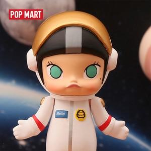 Image 3 - POP MART Molly Career art toys figure Random box gift Blind box Action Figure Birthday Gift Kid Toy free shipping