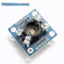 цена на TCS230 TCS3200 Detector Module Color Recognition sensor module MCU BEST for arduino sensor TCS230