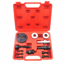15 PCS Refrigerant compressor disassembly tool Special Tools for Maintenance Automotive Air Conditioning Hand toolls