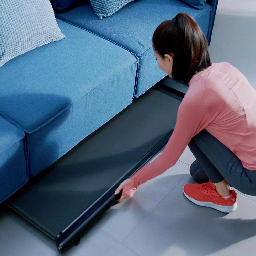 Urevo U1 Fitness Walking Machine Ultra Thin Smart Treadmill Indoor Exercise Gym Equipment LEDDisplay Remote Control