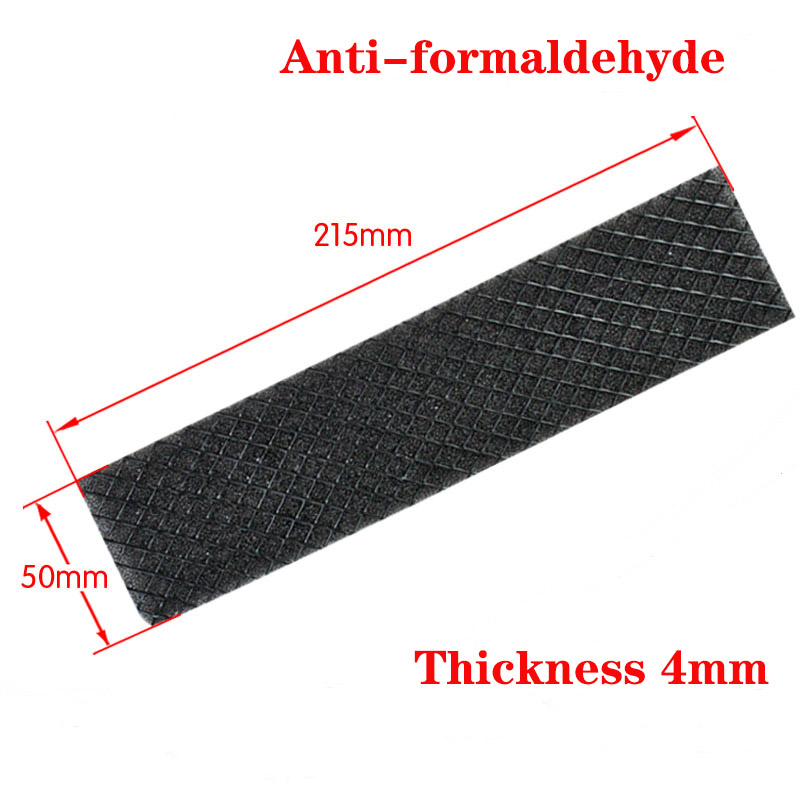 1Pc  Air conditioner filter sterilization cotton sheet antibacterial anti-formaldehyde small black