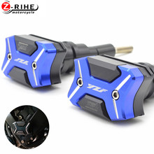 Motorcycle Accessories CNC Aluminum Frame Crash Pads Engine Case Sliders Protector Pour For Yamaha YZF R3 R 3 2013 2014 2015 for yamaha yzf r3 2013 2015 motorcycle accessories cnc motorcycle engine cover frame sliders crash protector for yamaha yzf r3