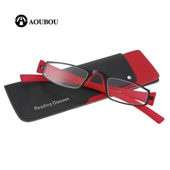 Gafas de lectura de las mujeres de lentes de lectura mujer TR90...