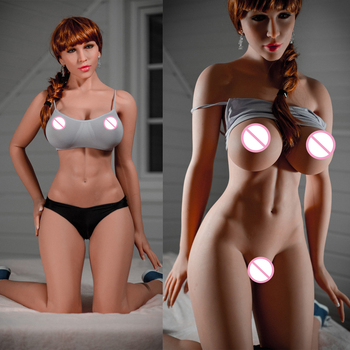 Sex toys vigorous 170cm big breast lifelike silicone sex doll with strong flexible metal skeleton new arrival