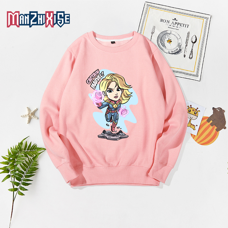 new-arrival-boys-tops-captain-font-b-marvel-b-font-printing-girl-sweatshirts-pullover-children-spring-hoodies-girls-pink-long-sleeve-hoodie