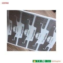sports Marathon timing system dogbone impinj r6 smartrac monza uhf rfid bib tag timing uhf chip rfid number foam tags sticker