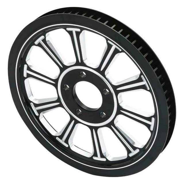 Harley Rear Wheel Rim + Hub + Belt  5