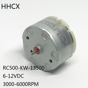 1PCS DC Motor RC500-KW-13500 m