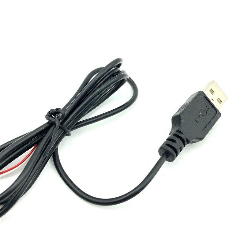 Кулер 2510 25x25x10 мм бесшумный 12 В 5 в 24 в USB втулка/2 шариковых подшипника 2,5 см мини вентилятор охлаждения для ноутбука радиатор 25 мм 3D-принтер вентилятор - Цвет лезвия: 5V 2BALL USB1Meter
