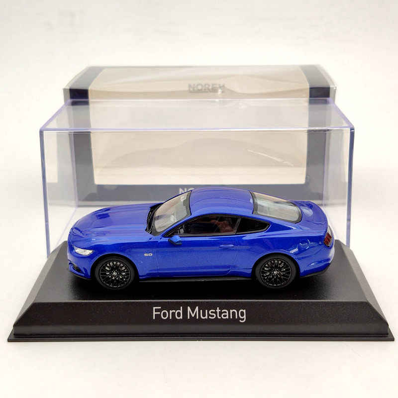 IXO 1//43 FORD GT 2017 BLUE MOC205 Diecast Models Limited Edition Collection