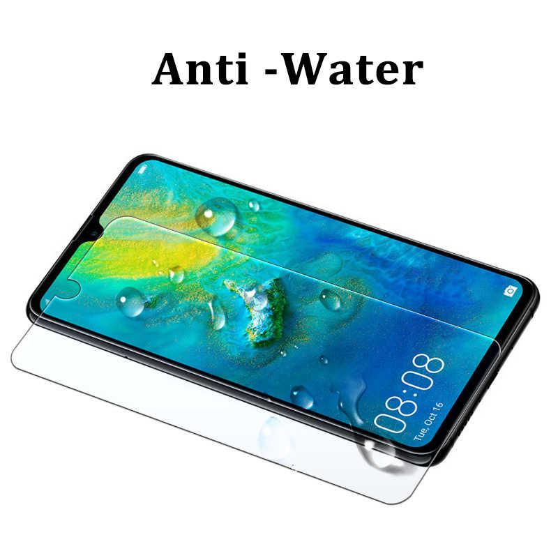 ป้องกันสำหรับ Huawei Mate 20 Lite 10 Pro เกราะ Huawei 8 9 ป้องกันหน้าจอ Huavei Huawei แผ่น Tremp