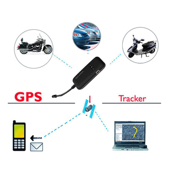 GT02A Mini GPS Trackers SOS Tracking Devices For Vehicle Location Trackers Locator Systems Automobiles & Motorcycles GPS Tracker image