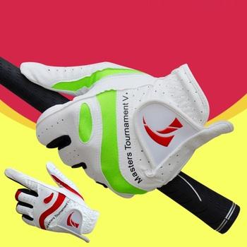 1 sztuk męskie leworęczne rękawice golfowe męskie miękkie skórzane rękawiczki sportowe oddychające antypoślizgowe rękawice akcesoria rękawiczki D0630 tanie i dobre opinie Prawdziwej skóry Left Hand Soft Comfortable Breathable Platoon Is Wet Odor-Proof Men S Golf Glove Pure Sheepskin Soft Left Hand Anti-Skidding Gloves