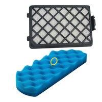삼성 DJ97-01670B SC8810 SC8813 시리즈 진공 청소기 부품에 대한 필터 세트