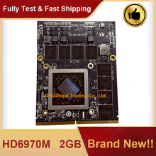 Brandnew hd6970 hd6970m hd 6970m 2gb placa de vídeo para apple imac 27 \