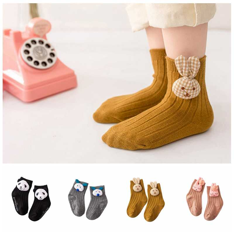 Children Girls Cute Clothes Cotton Mesh Newborn Girls Boys Socks Toddler Kids Socks Baby Socks Baby Accessories
