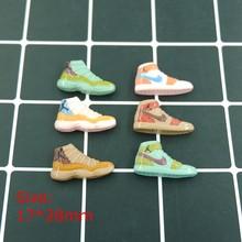 Sapatos Kawaii cabochão de resina flatback para o telefone deco cabelo bow diy Scrapbook Enfeite