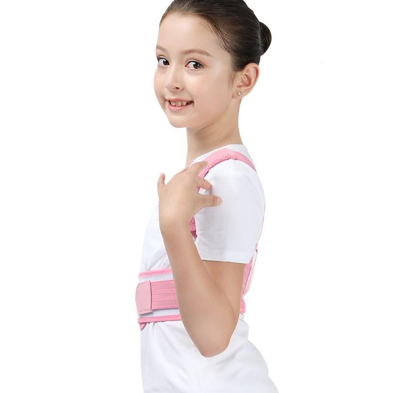 Adjustable Children Posture Corrector Belt with Detachable Shoulder Pad to Develop Good Walking and Sitting Posture 15