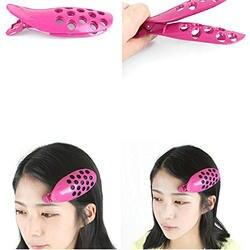 Новое поступление, пластиковая заколка для волос для девочек, бахрома, челка, бигуди, роликовый держатель, высокое качество, сделай сам