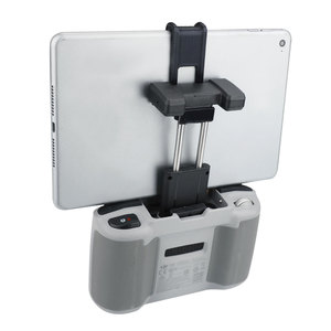 Image 5 - Phone Holder Bracket for Mavic Air 2 Remote Control Smartphone Tablet Monitor Stand Mount for DJI Mavic Mavic Air 2 Accessories