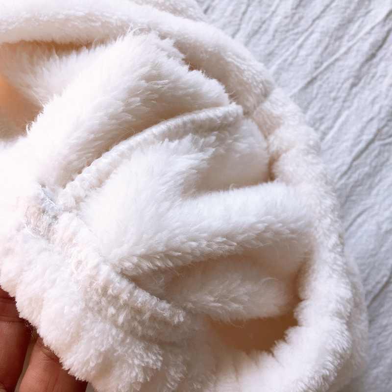 COOTELILI ティーンエイジャーガールボーイ冬パンツフリース厚みの暖かいズボンキッズボーイズガールズホームパンツ子供服ベビーパンツ