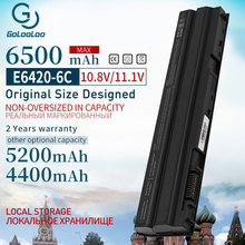 6 сотовый аккумулятор для ноутбука Dell HCJWT KJ321 M5Y0X P8TC7 P9TJ0 04NW9 05G67C 312-1163 312-1311 451-11694 8858X 8P3YX 911MD