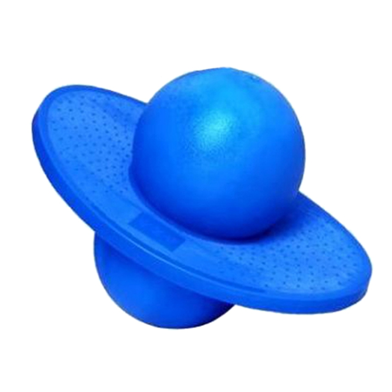 Explosion-Proof Adult Jumping Ball Thickening Children'S Croquet Glamour Dance Jumping Ball Fitness Ball Jumping Board