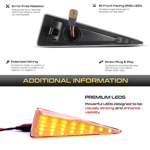 Image 4 - רכב צד מרקר הפעל אות מחוון LED דינמי אורות עבור רנו מגאן MK2 CC Espace MK4 סניק MK2 רוח Avantime תאליה 2
